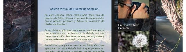 Inauguración Galeria Virtual Huétor de Santillán