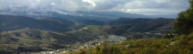 III Salida de senderismo Sierra de Huétor