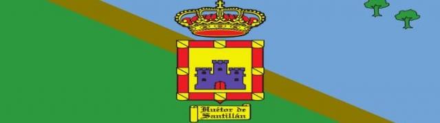 La Junta de Andalucía aprueba la bandera de Huétor Santillán