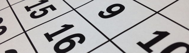 Calendario Deportivo 2019