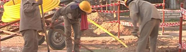 Se buscan oficiales de albañilería y trabajadores forestales