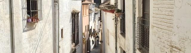 Visita guiada (didáctica) por el Albaycin el 13 de mayo