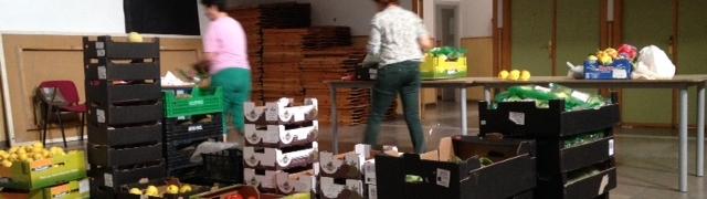 El Ayuntamiento se suma al Banco de Alimentos