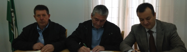 Firma del Convenio de Accion Local