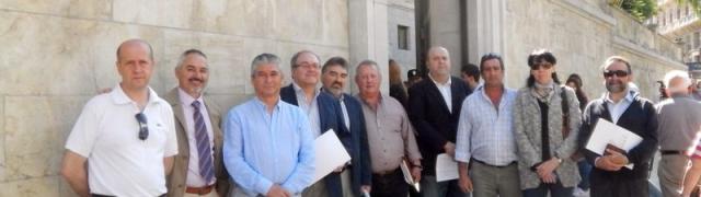Malestar de los alcaldes del Parque Natural Sierra de Huétor por la gestión de este espacio
