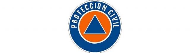 Protección Civil de Huétor de Santillán colaborando con el banco de alimentos
