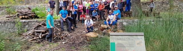 Éxito de participación en la I Salida de Senderismo Sierra de Huétor