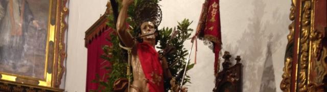 Fiesta en honor a nuestro patrón San Sebastián (18 de enero)