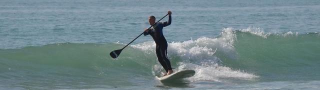Jornada de Paddle Surf en la Herradura el 26 de agosto