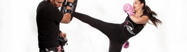 Taller defensa personal para mujeres