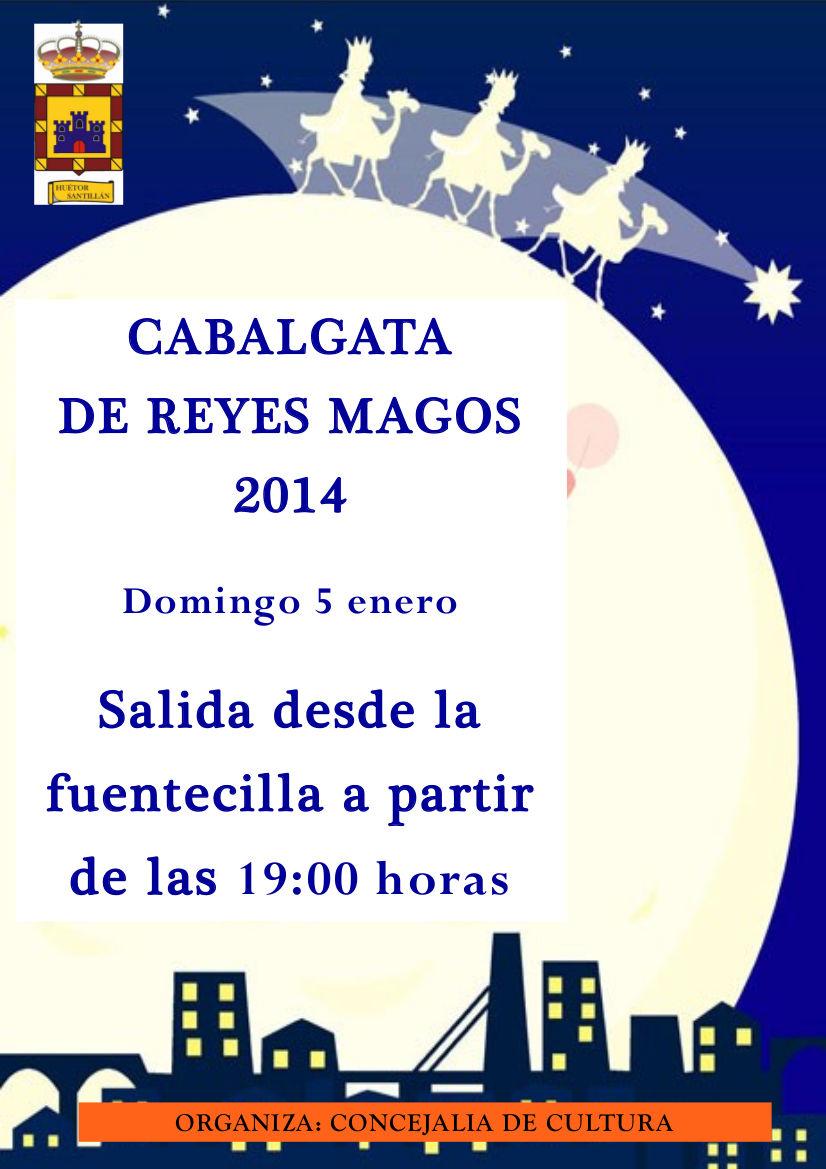 CABALGATA- REYES-MAGOS