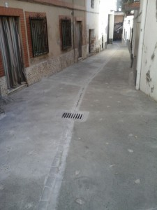 Calles empedradas 2