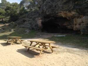 Cueva Señor Huetor Santillan